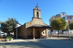 Cubillos. Ermita San Roque